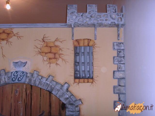Cameretta A Forma Di Castello.Amafacon It Portfolio Personalizzazione Camere E Camerette